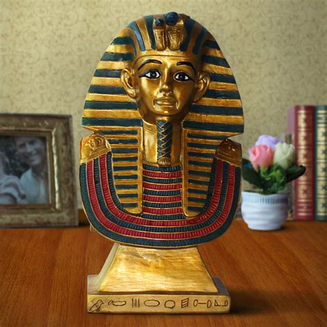 ornaments for home decor exotic egyptian pharaoh ornaments crafts creative home