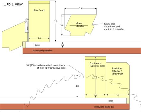 table saw sled dimensions plans for table saw sled table diy