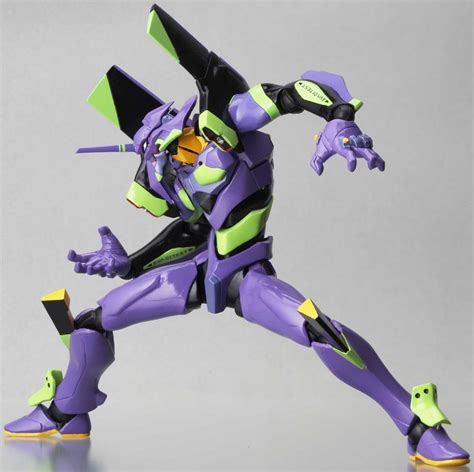 Revoltech Evangelion 1 Set revoltech unit 01 new edition no 032 completed images list