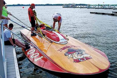 boat parts magazine old outboard racers never die boatus magazine