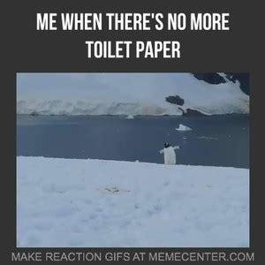 No Toilet Paper Meme - no more toilet paper by quentino meme center
