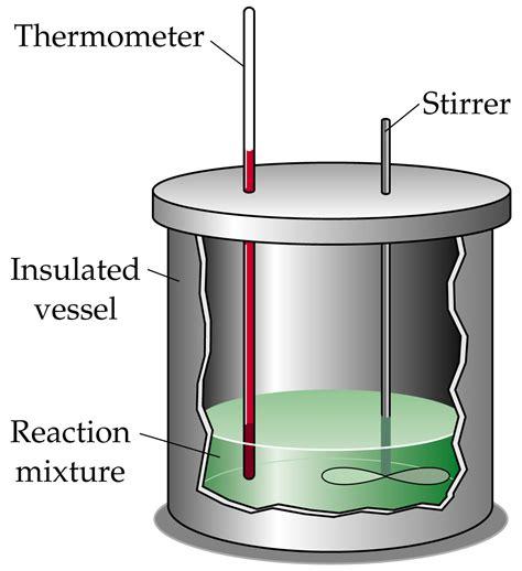 diagram of a bomb calorimeter media portfolio