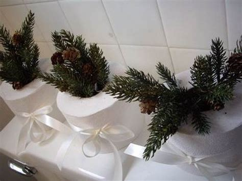 holiday bathroom decorating ideas cute bathroom decorating ideas for christmas family