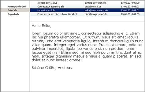 Mail Schreiben Muster E Mail Schreiben Muster Yournjwebmaster
