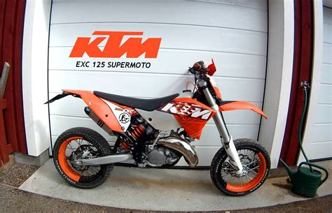 125ccm Motorrad Wm by Ktm Supermoto 125 Photos Informations Articles Bikes