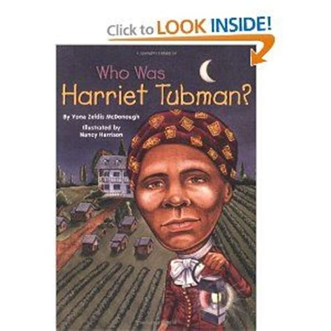 biography of harriet tubman book 18 best images about historical figures books on pinterest