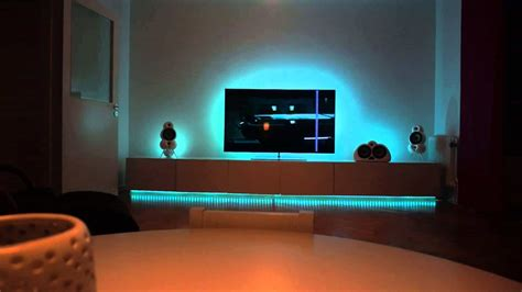 hue led strip create amazing philips hue lightstrip philips hue lightstrips and bloom