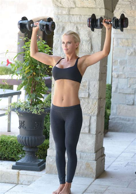 savannah chrisley camel toe jenny mccarthy hot workout in spandex 05 gotceleb