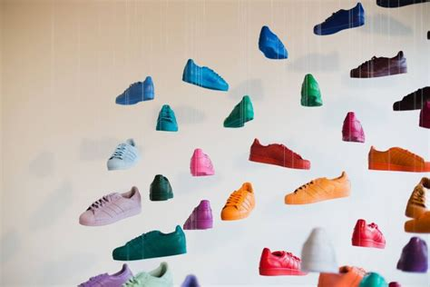 Sepatu Adidas Pharell William3 adidas x pharrell williams superstar supercolor mazzeup