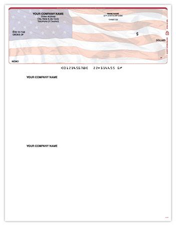 American Background Check American Flag Microsoft Money Checks