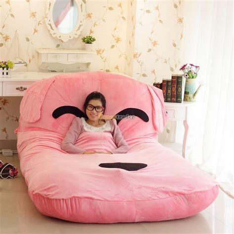 Sofa Puff Kotak Motif Dadu fancytrader 190cm x 135cm lovely stuffed soft plush pink bed tatami mattress sofa