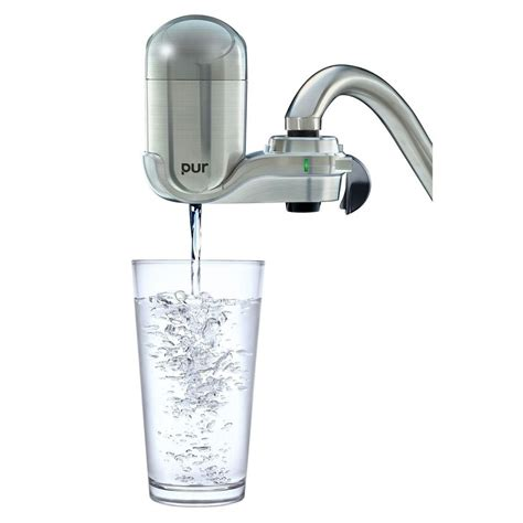 water filtration for your faucet