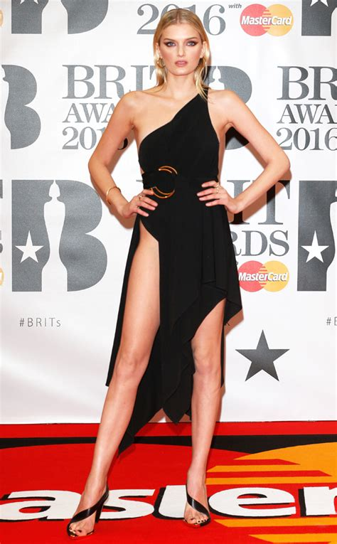 Brit Awards Fashion by Brit Awards 2016 Winning Fashion
