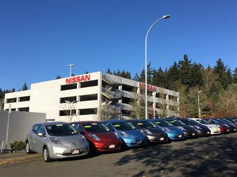 bellevue nissan car dealership in bellevue wa 98007 2451