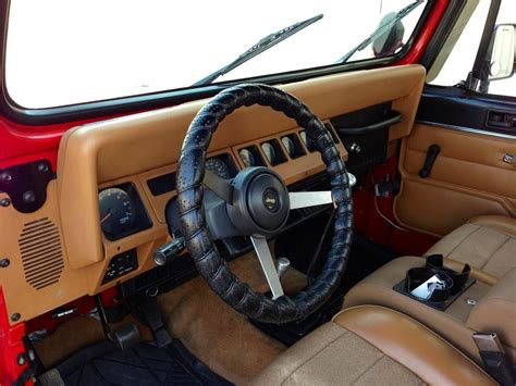 jeep wrangler custom interior 1993 jeep wrangler custom suv 154244