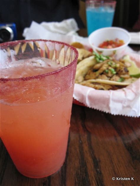 handmade margaritas at la hacienda de san