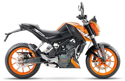 Ktm Duke 200 Orange Price Of Ktm Duke 200 Duke 250 Increased Maxabout News