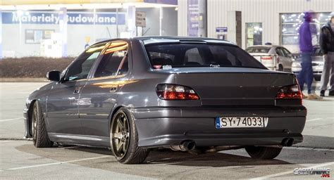 peugeot 406 coupe stance stance peugeot 406 rear