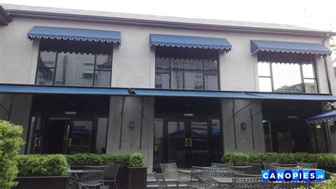 Awnings Ie by Canopies And Roof Systems Ireland Canopies Walkway