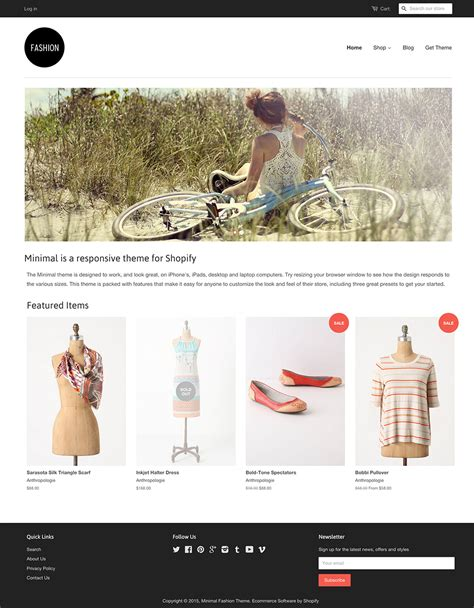 customizing themes in shopify how to customize minimal theme in shopify ecommerce web guru