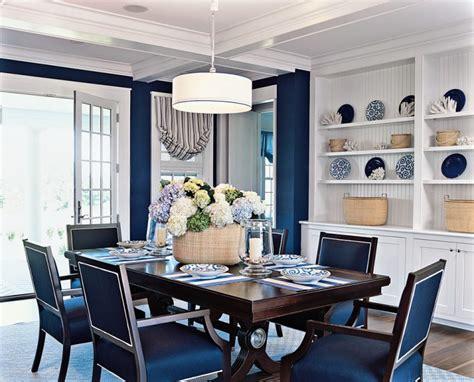 blue dining room ideas coastal dining room ideas