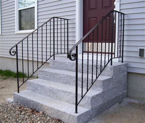 banisters and handrails installation stairway railing handrail installation companies stairway