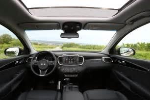 Kia Sorento Inside Pictures Car Picker Kia Sorento Interior Images