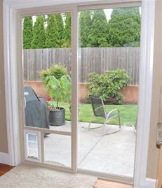 Patio Door With Pet Door Built In The Best Pet Door For Sliding Glass Doors Advanced