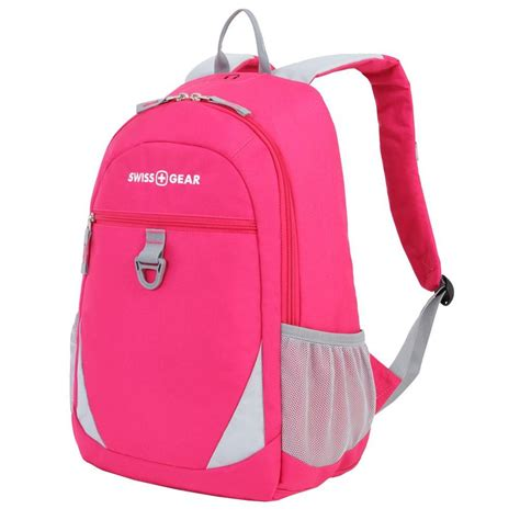 swissgear 17 5 in pink backpack 6917804406 the