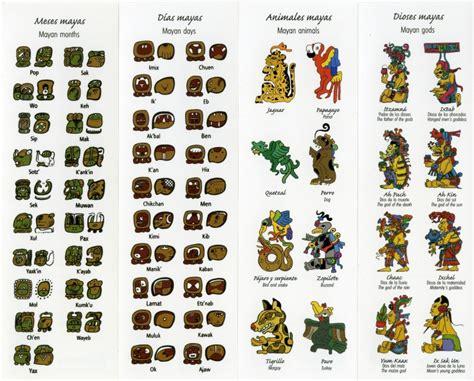 imagenes simbologia maya simbolos mayas mayas pinterest s 237 mbolos mayas maya
