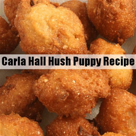 hush puppies ingredients the chew carla hush puppies recipe element canvas craft