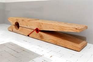 mod 232 les de bancs en bois pour l int 233 rieur archzine fr