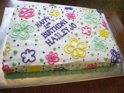 Decorated Sheet Cakes by Collections Of Decorated Sheet Cakes Bridal Catalog