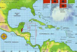 Belize World Map by Maps World Map Belize