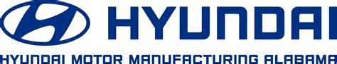 hyundai logos logos hyundai motor manufacturing alabama llc