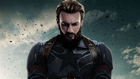 captain america avengers infinity war wallpapers hd