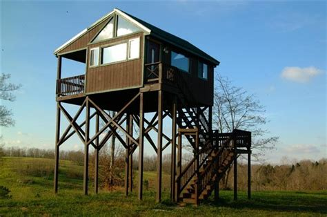 Enclosed Hunting Blinds Anyone Have A Cool Deer Stand Need Ideas Huntingnet