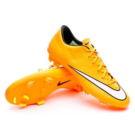 Nike Mercurial Victory boot nike mercurial victory v fg laser orange white volt soloporteros is now f 250 tbol emotion