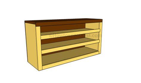 build  shoe bench howtospecialist   build
