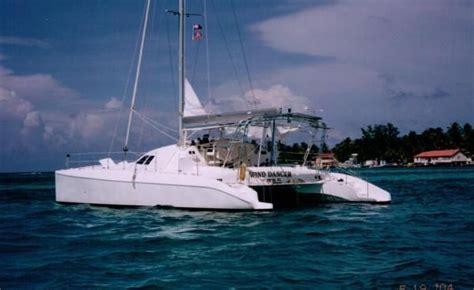 catamaran ocean cruiser 1998 ocean catamarans ocean cat 48 8 boats yachts for sale