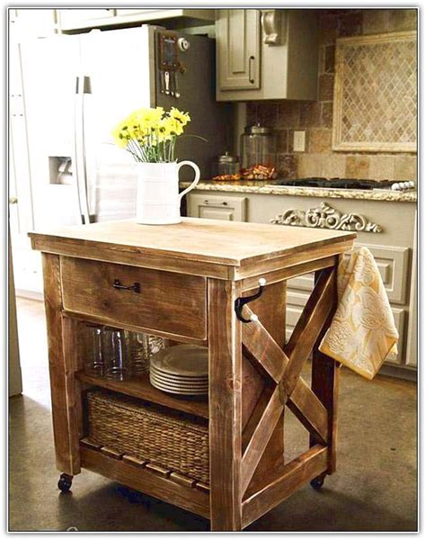 unique kitchen island on rollers kitchenzo