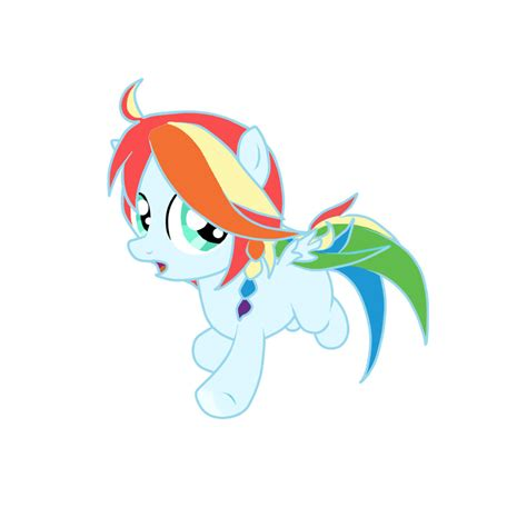 how to draw mlp filly