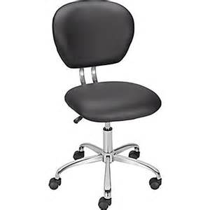 Desk Chairs In Staples Staples Islie Faux Leather Ergonomic Task Chair Black