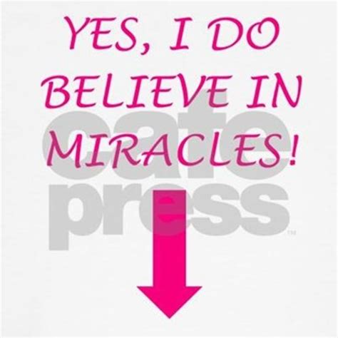 I Believe In Miracles Threes Emir 1 yes i believe in miracles s tank top by hotmommatees