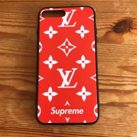 Dompet Supreme X Lv Original Louis Vuitton X Supreme Phone Not Authentic
