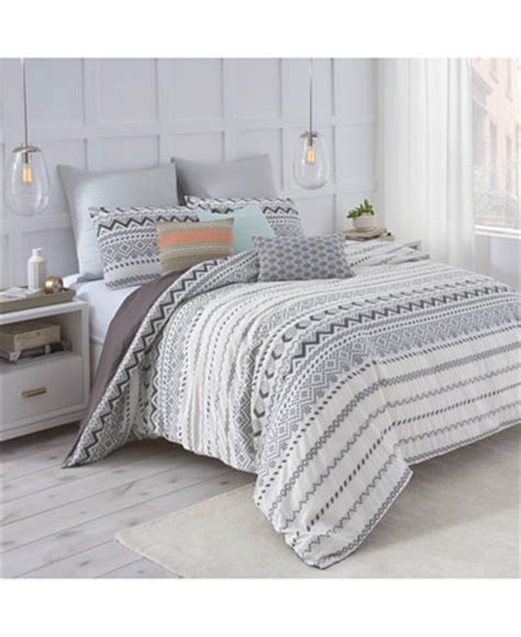 aztec print bedding under the canopy abstract aztec print full queen comforter