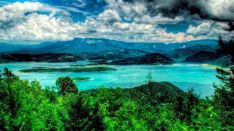 Georgia hdr photography landscapes nature wallpaper