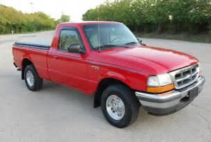 1998 ford ranger xlt clean