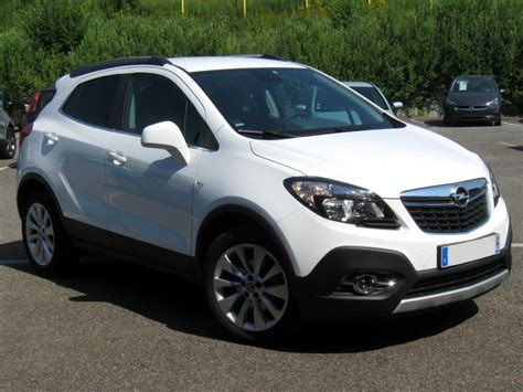 opel mokka 4x4 review autos weblog
