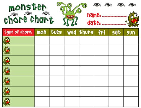 printable charts for toddlers charts for kids search results calendar 2015